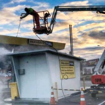 Fullblast Contracting Ltd commercial water blasting