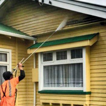 Fullblast Contracting Ltd residential water blasting